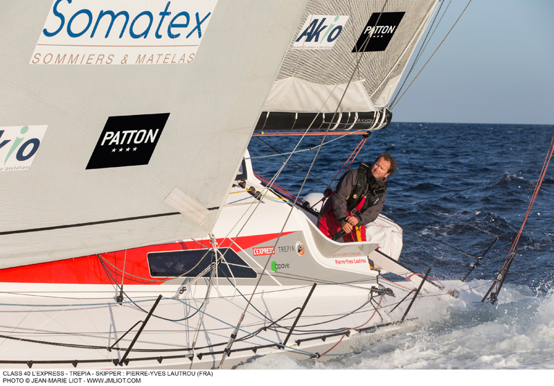 PATTON watches at Route du Rhum